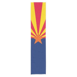 Camino De Mesa Corto Gráfico dinámico de la bandera del estado de