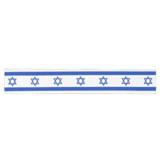 Camino De Mesa Largo Bandera de Israel
