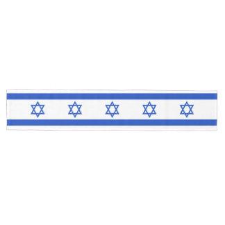 Camino De Mesa Mediano Bandera de Israel