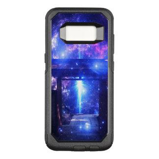 Camino iridiscente a dondequiera funda otterbox commuter para samsung galaxy s8