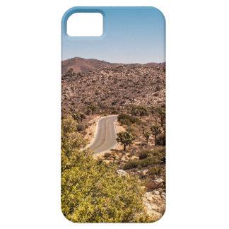 Camino solo del desierto de la yuca funda para iPhone SE/5/5s