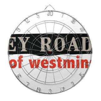 Camino Westminster de la abadía Diana
