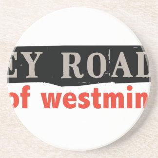 Camino Westminster de la abadía Posavasos