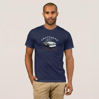 Camión 1955 de Chevrolet Apache. Viejas reglas de Camiseta