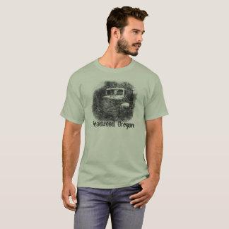 Camión de Deadwood Oregon Camiseta
