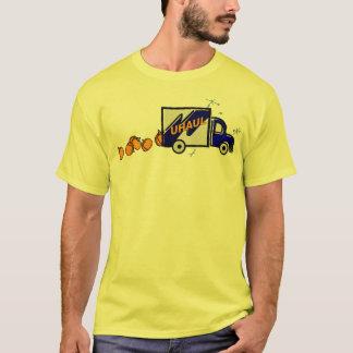 Camión de la calabaza camiseta