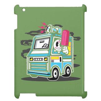 Camión iPad/iPad mini, caja del helado del aire