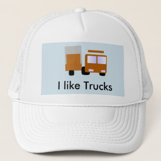 Camión Trucker gorro de béisbol