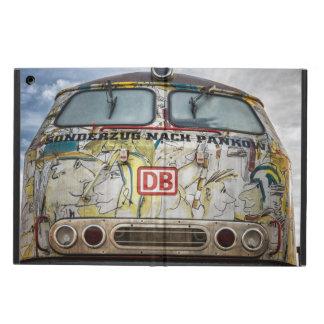Camión viejo de la pintada funda para iPad air