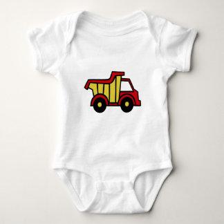 Camión volquete de la diversión de la construcción body para bebé