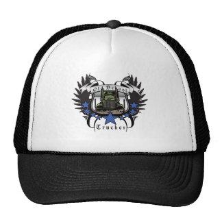 Camionero de la escuela vieja gorra