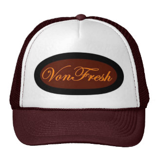 Camionero de lujo de VonFresh Gorras