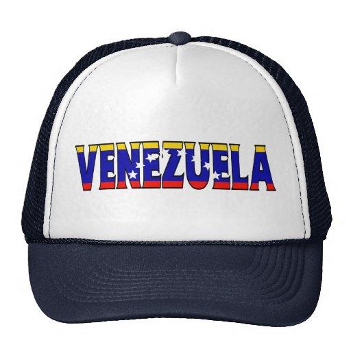 Camionero de Venezuela Gorras