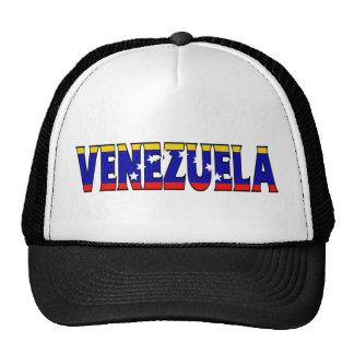Camionero de Venezuela Gorras De Camionero