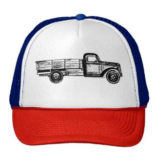 Camionero Gorros Bordados