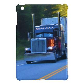 Camioneros, arte grande del camión del cargo del