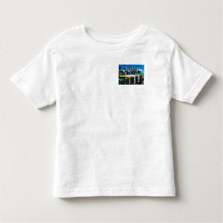 Camiones diesel camiseta de bebé