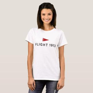 Camiseta Camisa 1913 del vuelo