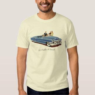 Camisa 1953 del EL Dorado de Cadillac