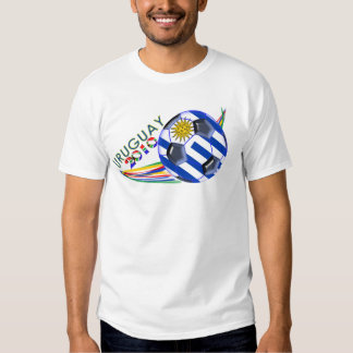 Camisa 2010 del fútbol de Uruguay