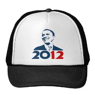 camisa 2012 del lightn de obama gorras de camionero