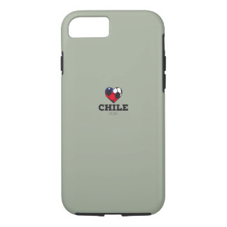 Camisa 2016 del fútbol de Chile Funda iPhone 7