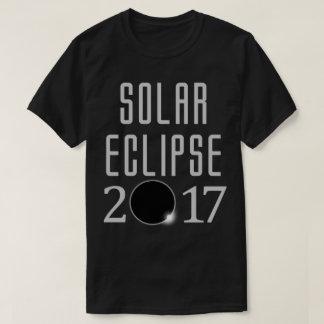 Camisa 2017 del eclipse solar