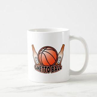 Camisa 2 de la cerveza de la bola de la cesta de l taza de café