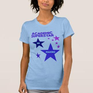 Camisa académica de la superestrella