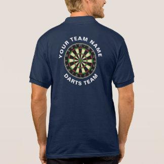 Camisa adaptable del nombre del equipo de los