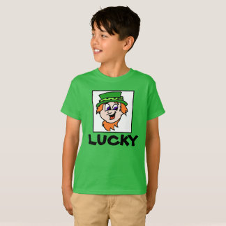 Camisa afortunada del día de St Patrick