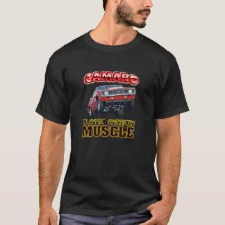 Camisa americana clásica del músculo de Camero