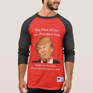 Camisa anti del triunfo, la cara del nuevo