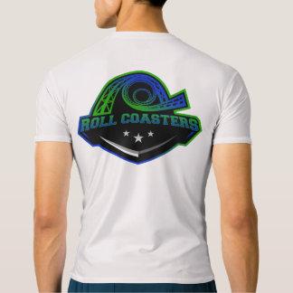 Camisa atlética de los prácticos de costa