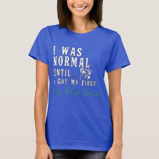 Camisa australiana del azul de cielo - 2016 -