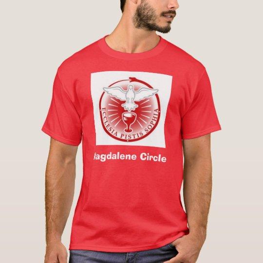 Camisa (blanca) del círculo de Magdalena