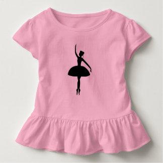 Camisa bonita de la bailarina