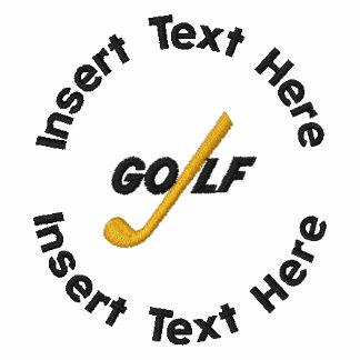 Camisa bordada golf del retiro
