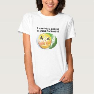 ¡Camisa Capoeira Batizado renacido! Camisetas