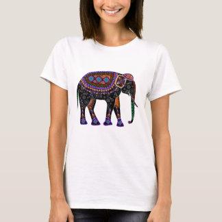 Camisa con el elefante negro