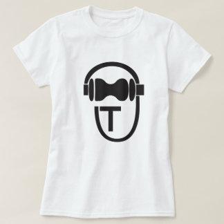 Camisa con el logotipo de TEnsko - frente - luz