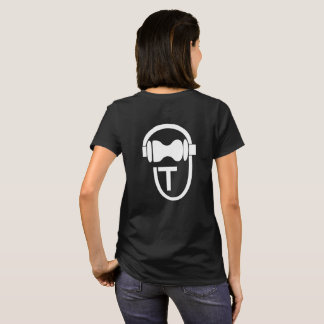 Camisa con el logotipo de TEnsko - trasero -