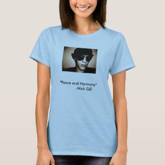 Camisa con la imagen y la cita.    …