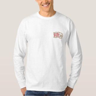 Camisa con mangas bordada personalizado del loLong