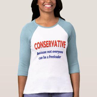Camisa conservadora chistosa