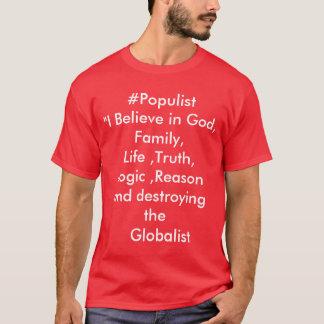 Camisa conservadora populista