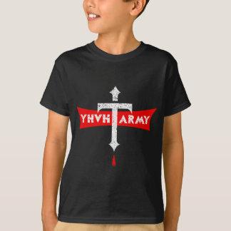camisa cristiana del ejército