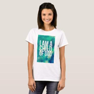 Camisa cristiana: Soy un niño de dios