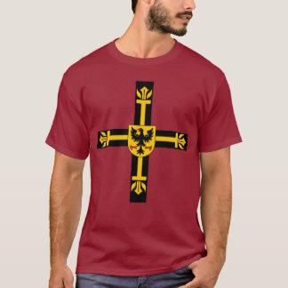 Camisa cruzada de los caballeros teutónicos