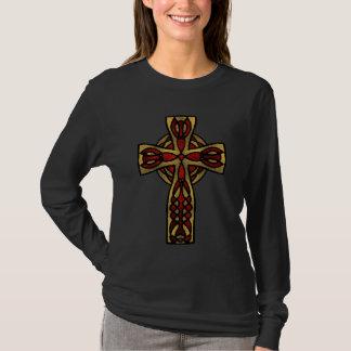 Camisa cruzada de Viking